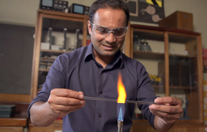 Physics demo films